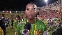 Amigo Secreto dos Craques Neymar e Robinho no amistoso solidario - Esporte Fantastico
