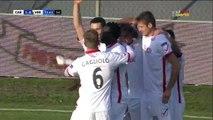 1-0 Kevin Lasagna Goal Italy  Serie B - 24.12.2016 Carpi FC 1-0 Hellas Verona