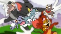 Finger Family Tom and Jerry Finger Family Cat Tom and Jerry Cartoon Nursery Rhymes
