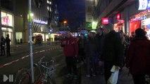 Incendie chez H&M à Strasbourg 300 personnes évacuées
