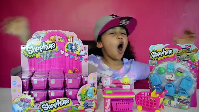 NEW SHOPKINS SEASON 3 LOOK!!! Shopkins Season 2 Blind Bag Baskets | Season 1 | OPENING Toys AndMe