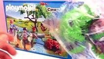 Petite excursion avec les chevaux et les cavaliers avec le jeu Playmobil Country | Unboxing