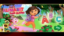 Dora the Explorer - Alphabet Song & Dora ABC Nursery Rhymes