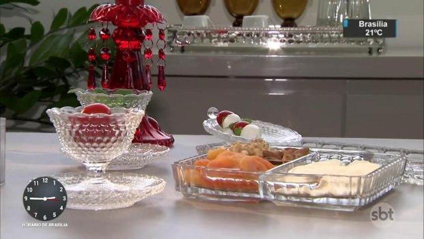 Confira ótimas dicas para uma ceia de Natal menos calórica