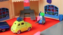 Play Doh Superheroes Cars Batman and Robin Fight Playdoh Villian Joker Using Play Doh Bot Robots YA7