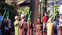 Star Wars The Force Awakens | Kinder Playtime Walt Disney World Celebration Trip Vlog Part 3