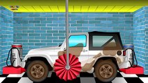 Jeep Car Wash | Toy Jeep For Kids | Videos For Children | Baby Videos