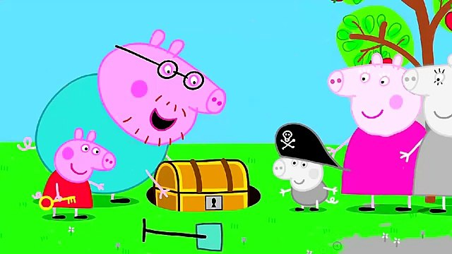 Peppa Pig Peppa Found Treasure Coloring Pages Peppa Pig Coloring Book