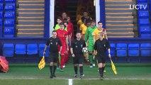 Liverpool u18s vs Crystal Palace u18s [FA Youth Cup] HD