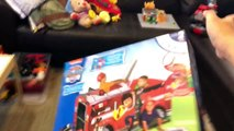Play Tent Playtime Fun - Nickelodeon Paw Patrol FIRE TRUCK TENT - Unboxing SURPRISE Tent Kids Video