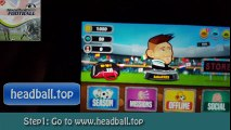 Online Head ball Hack Android & IOS - Free coins & Diamonds Head Ball hack | Bighead Soccer England 2017