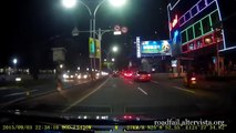Driving in Asia - Car Accidents Compilation 2015 (10)