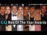 Hrithik Roshan, Farhan Akhtar, Arjun Rampal And Others At GQ Men Of The Year Awards