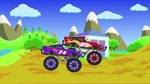 Colors for Children to Learn with Helicopters Cars & Trucks Colours for Toddlers
