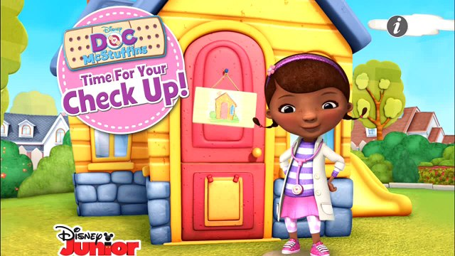 Doc McStuffins - Time for Your Checkup! Sir Kirby
