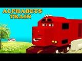 ABC train   Alphabet Train  Learn Alphabets with Sam