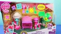 MLP Princess Celebration Bakery Mrs Dazzle Cake Twirly Treats REVIEW My Little Pony AllToyCollector