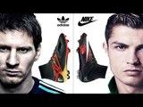 Cristiano Ronaldo VS Lionel Messi (Nike VS Adidas) - Best commercials