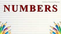 Numbers Rhymes 11 to 20 | numbers names for children