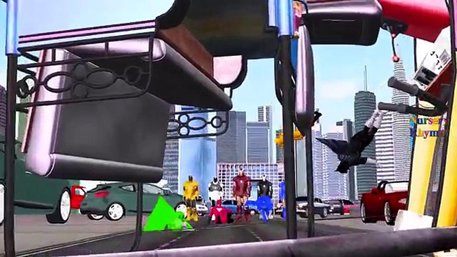 Kids spiderman hulk videos for Videos >>