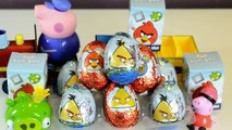 Angry Birds Surprise Egg Opening Sorpresa Huevos Angry Birds Eggs Surprise Toys