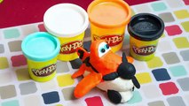 Planes PlayDoh - How to make Dusty Crophopper from Disneys Planes Fire and Rescue