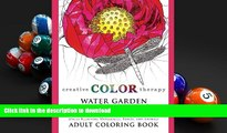 Free [PDF] Download  Water Garden Flowers - Stress Relieving Waterlilies, Ponds, and Animals