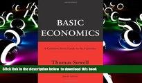 PDF [DOWNLOAD] Basic Economics: A Common Sense Guide to the Economy TRIAL EBOOK