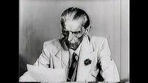 Dina Jinnah sharing memories of Quaid e Azam Mohammad Ali Jinnah