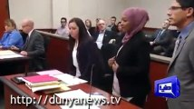 My religion teaches me to forgive  Muslim woman forgives her attacker