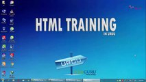 HTML Training In Urdu/Hindi Part 4 paragraph Tag, headings Tag, basic tags