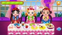 Kids Learn Numbers, Letters & Shapes - Princess School Time Adventure Fun Educational Games