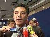 Conférence de presse UMP: Patrick Devedjian 3-09-07
