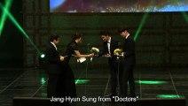 [16/10/07] 2016 KOREA DRAMA AWARDS - Anh Jae Hyun and Jang Hyun Sung