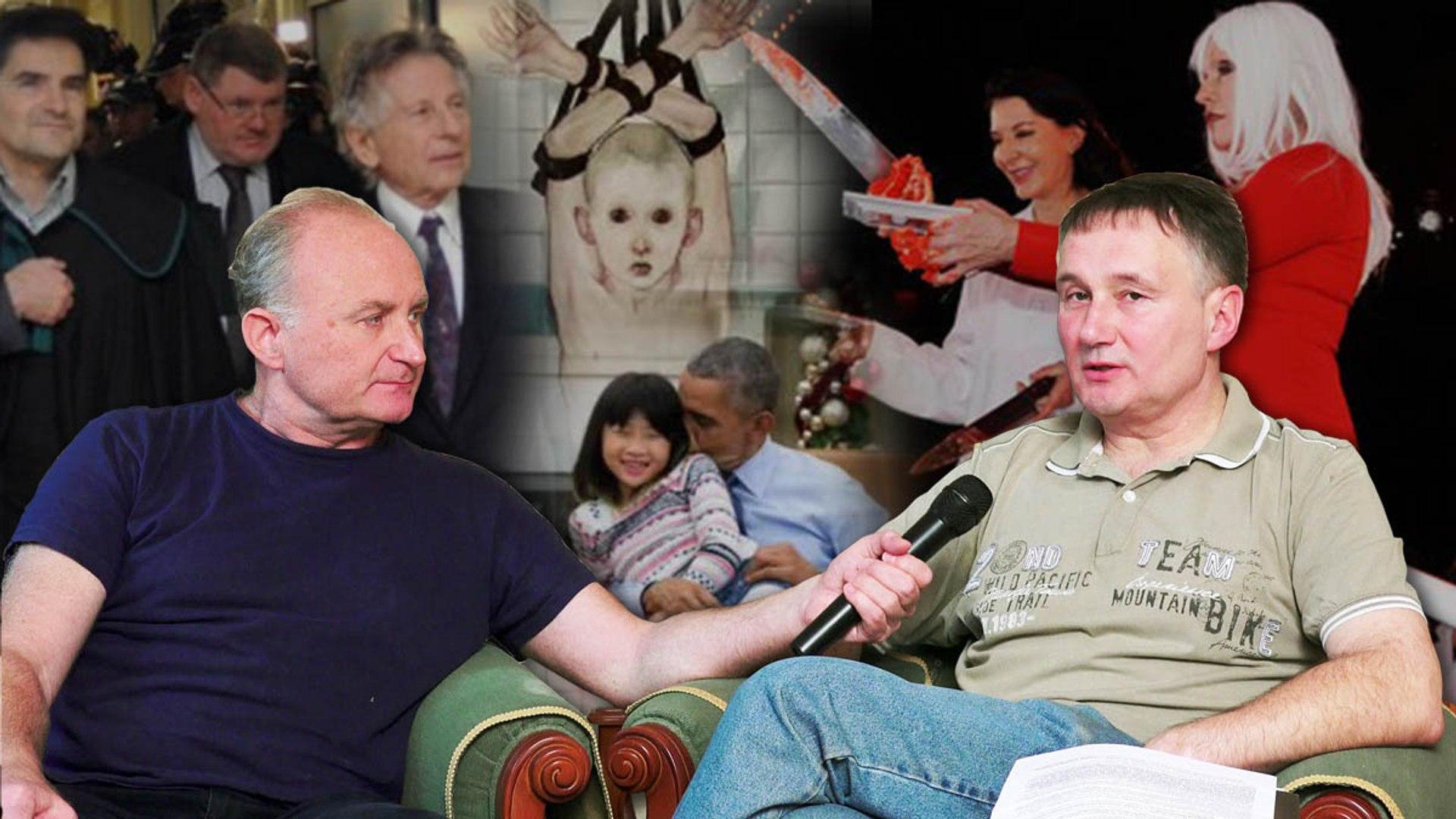 Dr Zbigniew Kękuś o Pizzagate i Romanie Polańskim. Satanistyczne zbrodnie światowych elit.