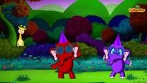 Monster Finger Family - Children Rhymes I Nursery Songs I Rhyme I Kindergarten Kids Video Baby Song