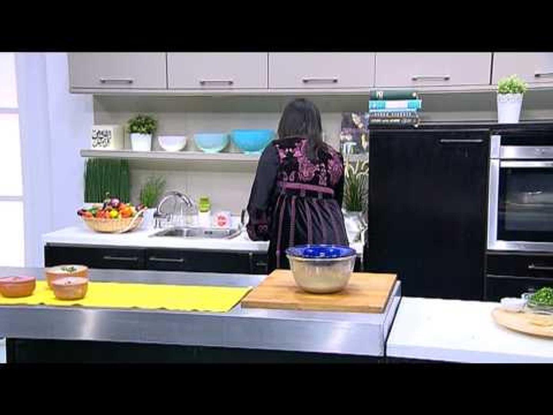 شاورما - سلطة الزبادي بالخيار - صلصة الطحينة بالزبادي | بالهنا حلقة كاملة