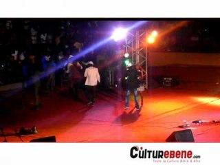 X Maleya au Plais des sports de Yaoundé