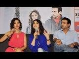 Preity Zinta, Rhehan Malliek, Sophie Choudry At 'Ishkq In Paris' Press Meet
