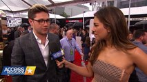 Niall Horan Feels Strange Without 1D Bandmates On Red Carpet At AMAs