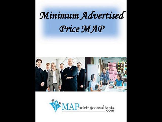 Minimum Advertised Price MAP