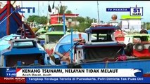 12 Tahun Tsunami Aceh: Kenang Tsunami, Nelayan Tidak Melaut