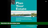 Buy Denis Clifford Plan Your Estate: Everything You Need to Know to Protect Your Loved Ones,
