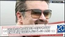 George Michael «est mort en paix, chez lui» à 53 ans