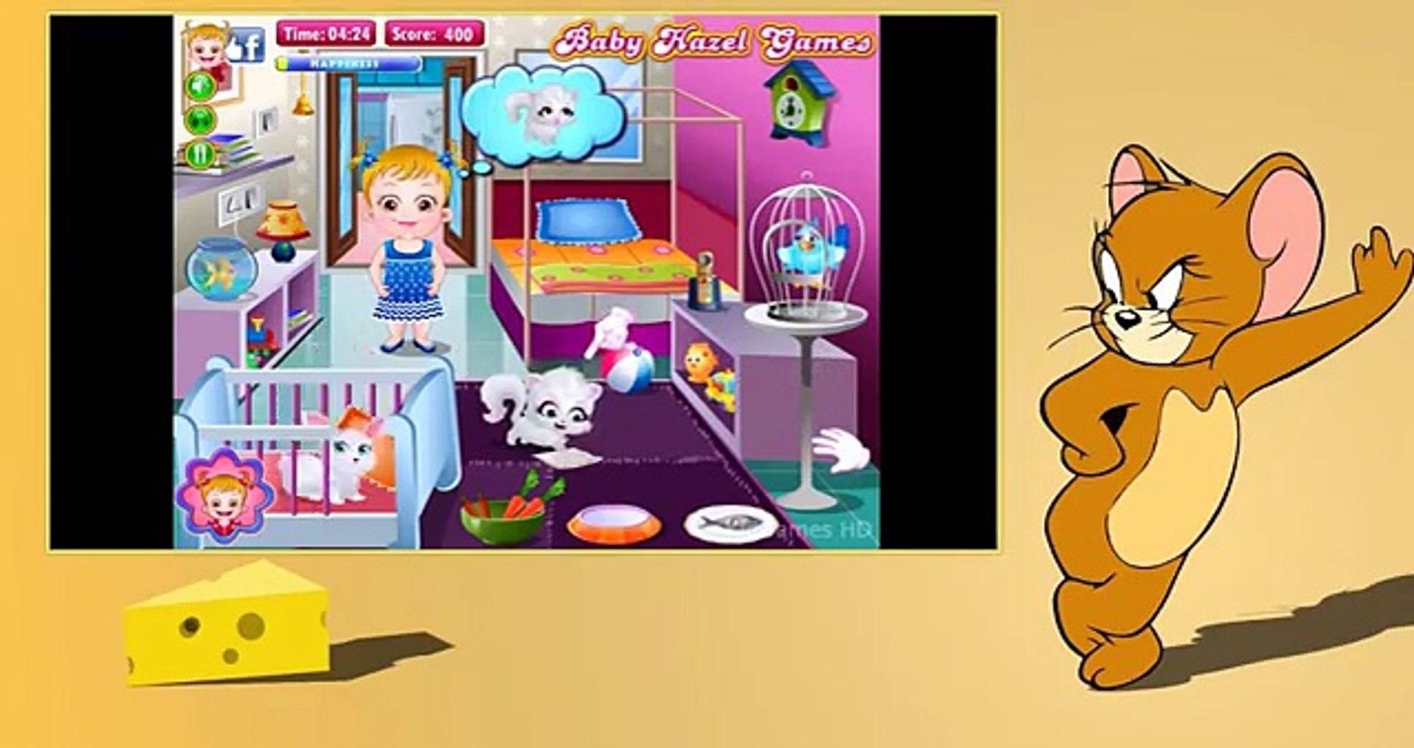 Baby Hazel Game Movie - Baby Pet Party