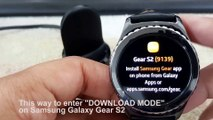 Reactivation Lock On Samsung Account Samsung Galaxy Gear S2 R732 R720
