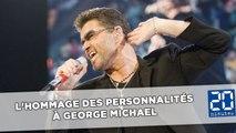 L'hommage des personnalités à George Michael