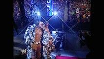Melina and Joey Mercury (w/ Johnny Nitro) vs. Sharmell and Booker T