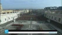 البابا فرانسيس: حان الوقت لإسكات صوت السلاح