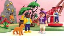 Streit auf dem Spielplatz | Rangelei um das Karussel | Hund Pluto schlichtet | Story